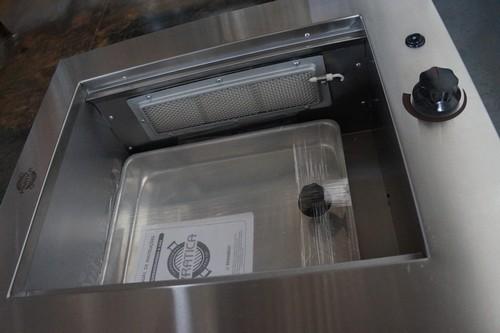 Churrasqueira cooktop a gás