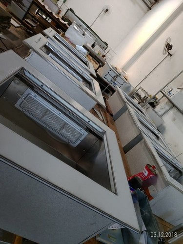 Fábrica de churrasqueira inox sp