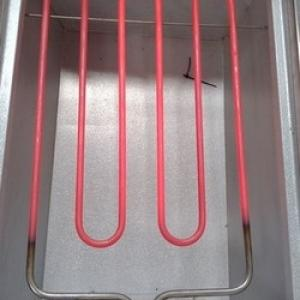 Churrasqueira cooktop elétrica